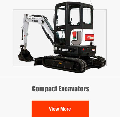 compact excavator rental westchester county ny
